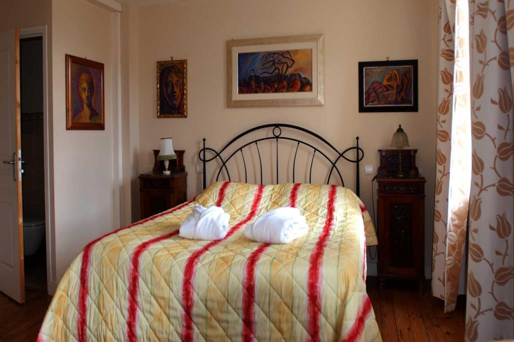GORBEAU  suite fantine chambre